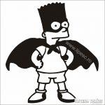 Bart Batman Autómatrica