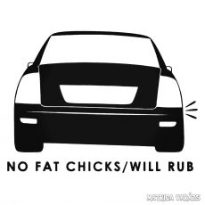 Lada matrica No FAT Chicks