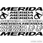 Merida bicikli matrica szett