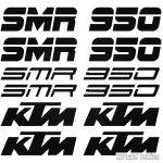 KTM 950 SMR szett matrica