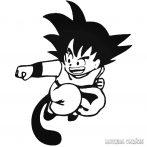 Kid Goku Autómatrica