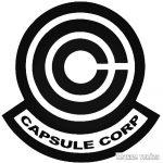 """DBZ Capsule Corp """"1"""" Autómatrica"""