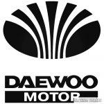 Daewoo matrica Motor