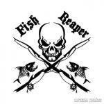 Fish Reaper matrica