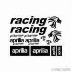 Aprilia Racing szett matrica