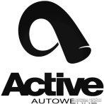 Active Autowerke - Szélvédő matrica