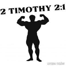 2 Timothy 2:1 Autómatrica