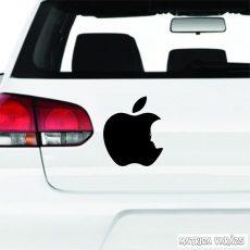 Apple Steve Jobs - Szélvédő matrica