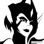 Morgana LOL matrica