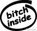 Bitch Inside (Intel) Autómatrica