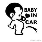 Baby in Car pisi autómatrica
