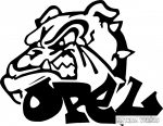 Opel Bulldog matrica