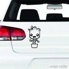 Baby Groot autómatrica