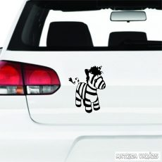 Baby Zebra autómatrica