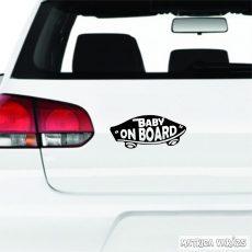 Baby on Board Vans autómatrica