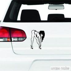 Táncoló nő Autómatrica