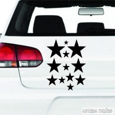 Csillag szett 1 matrica