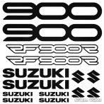 Suzuki RX900R szett matrica