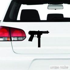 Gépfegyver Autómatrica