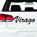Yamaha Virago matrica