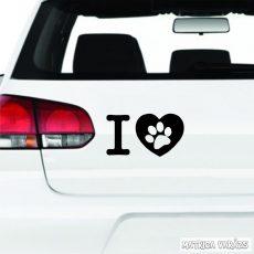 I Love Dog - Autómatrica