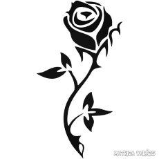 """Rózsa """"4"""" Autómatrica"""