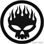 Rock Banda The Offspring Autómatrica