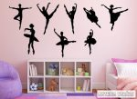 Ballerina Falmatrica szett (8 db)